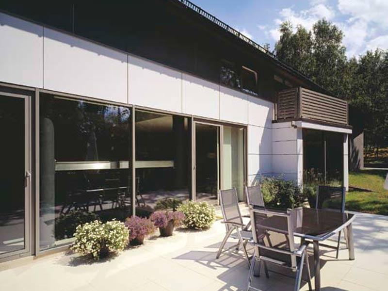 Vetrata casa isolamento termico